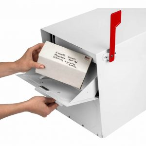 Architectural Mailboxes 6200-10 White