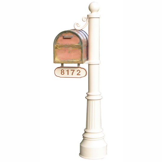 Streetscape Westchester Mailbox