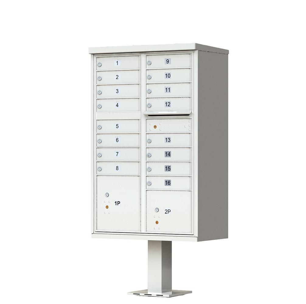 16 Door CBU Standard Grey