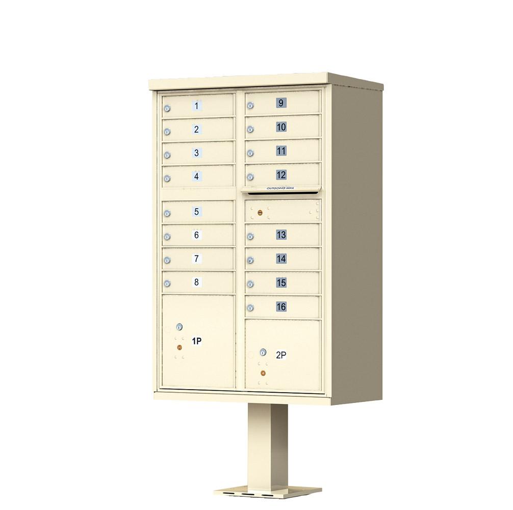 16 Door CBU Standard