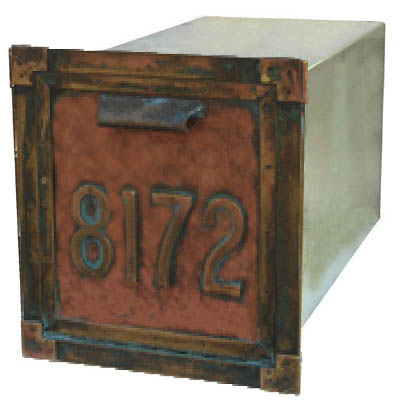 Gateway Numbers on Mailbox