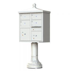 4 Door CBU Traditional Postal Grey