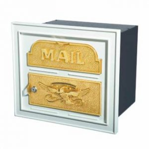 Locking In Column/Recessed Mailboxes