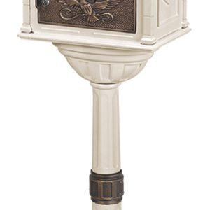 Gaines Classic Almond with Antique Bronze