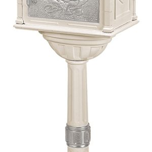 Gaines Classic Almond with Satin Nickel