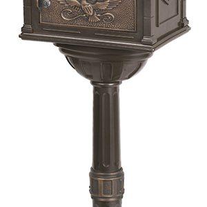 Gaines Classic Bronze with Antique Bronze