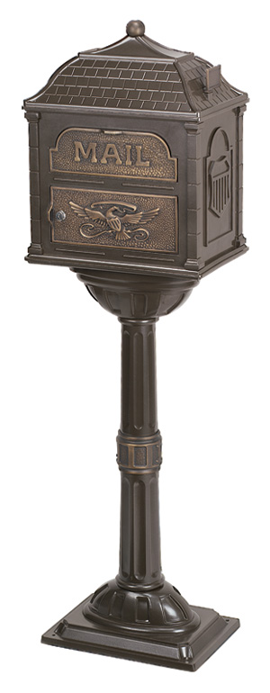 Gaines Classic Bronze with Antique Bronze