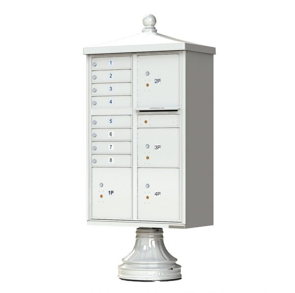 1570-8T6V 2 Traditional Postal Grey