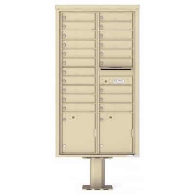 20 Door CBU Sandstone