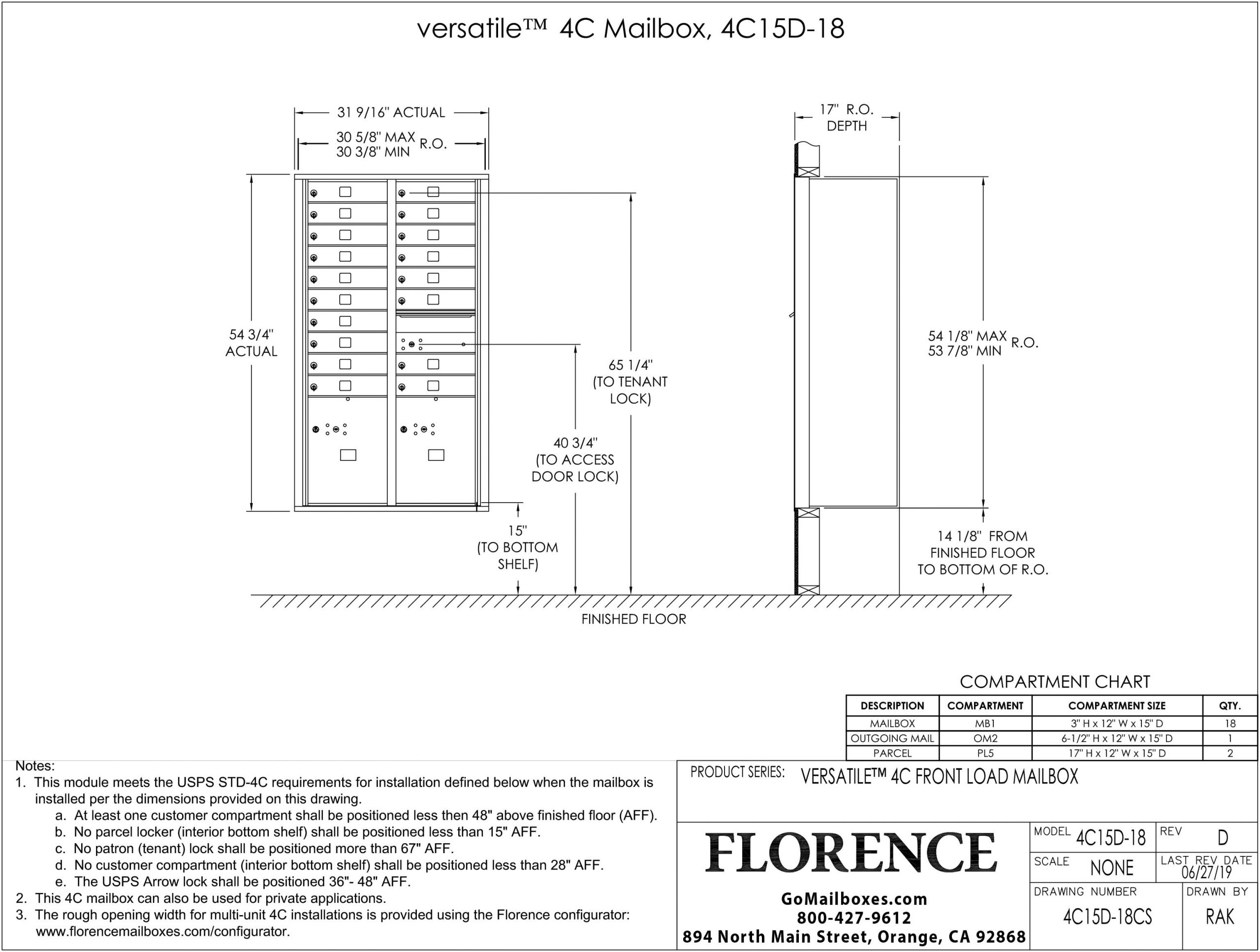4C15D-18CS Diagram