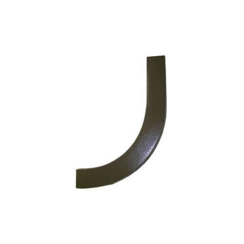 Black Curved Brace