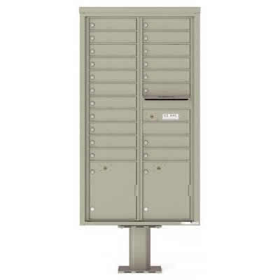 4C16D-19-PPG 19 postal grey