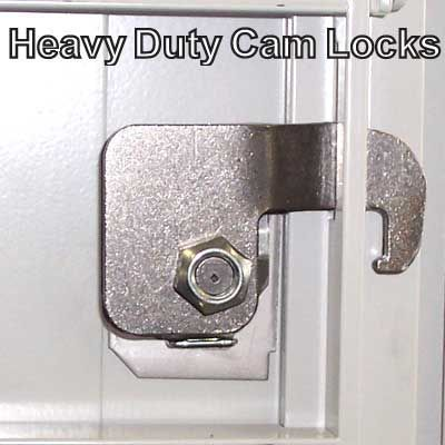Heavy Duty Cam Locks