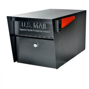 3 Mail Manager Locking Mailboxes without Post