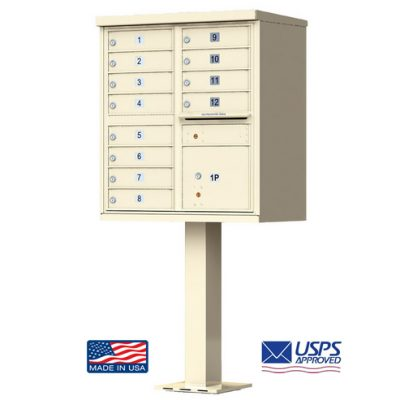12-Door Florence Vital™ 1570 Series USPA Approved Made in USA