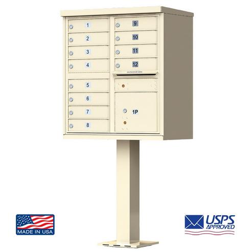 12-Door Florence Vital™ 1570 Series USPA Approved