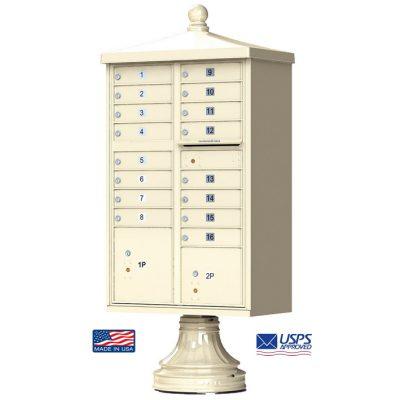 16-Door Florence Traditional Vital™ 1570 Series