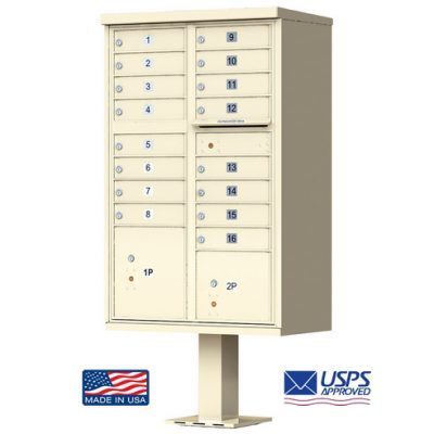 16-Door Florence Vital™ 1570 Series USPS Approved Made in USA