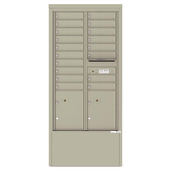 18 Door Florence Versatile 4C15D-18-DPG