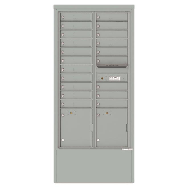 20 Door Florence Versatile 4C16D-20-DSS