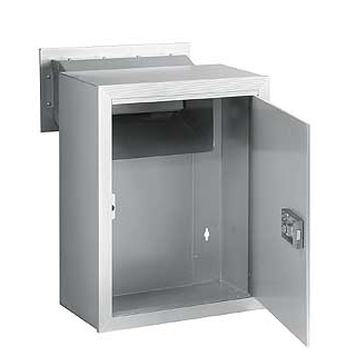 Mail Receptacle