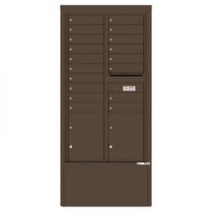 18 Door Depot Cabinet Antquite Bronze 4C15D-18-DAB_0