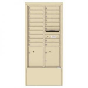 18 Door Depot Cabinet Sandstone 4C15D-18-D -SD