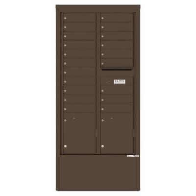 Depot Cabinet Antique Bronze 4C16D-20-DAB_0