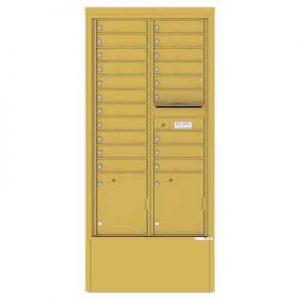 Depot Cabinet Gold Speck 4C16D-20-DGS
