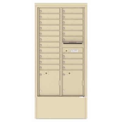 Depot Cabinet Sandstone 4C16D-20-DSD