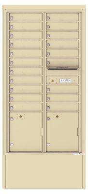 ADA Compliant Florence Mail Depot 4C16D-20-DSD