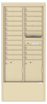 Recessed & Wall Mount Florence Versatile™ 4C 4C16D-20-DSD