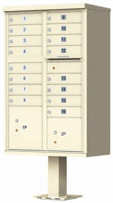 16 Door Florence Vital™ 1570 Series USPS Approved Made in USA