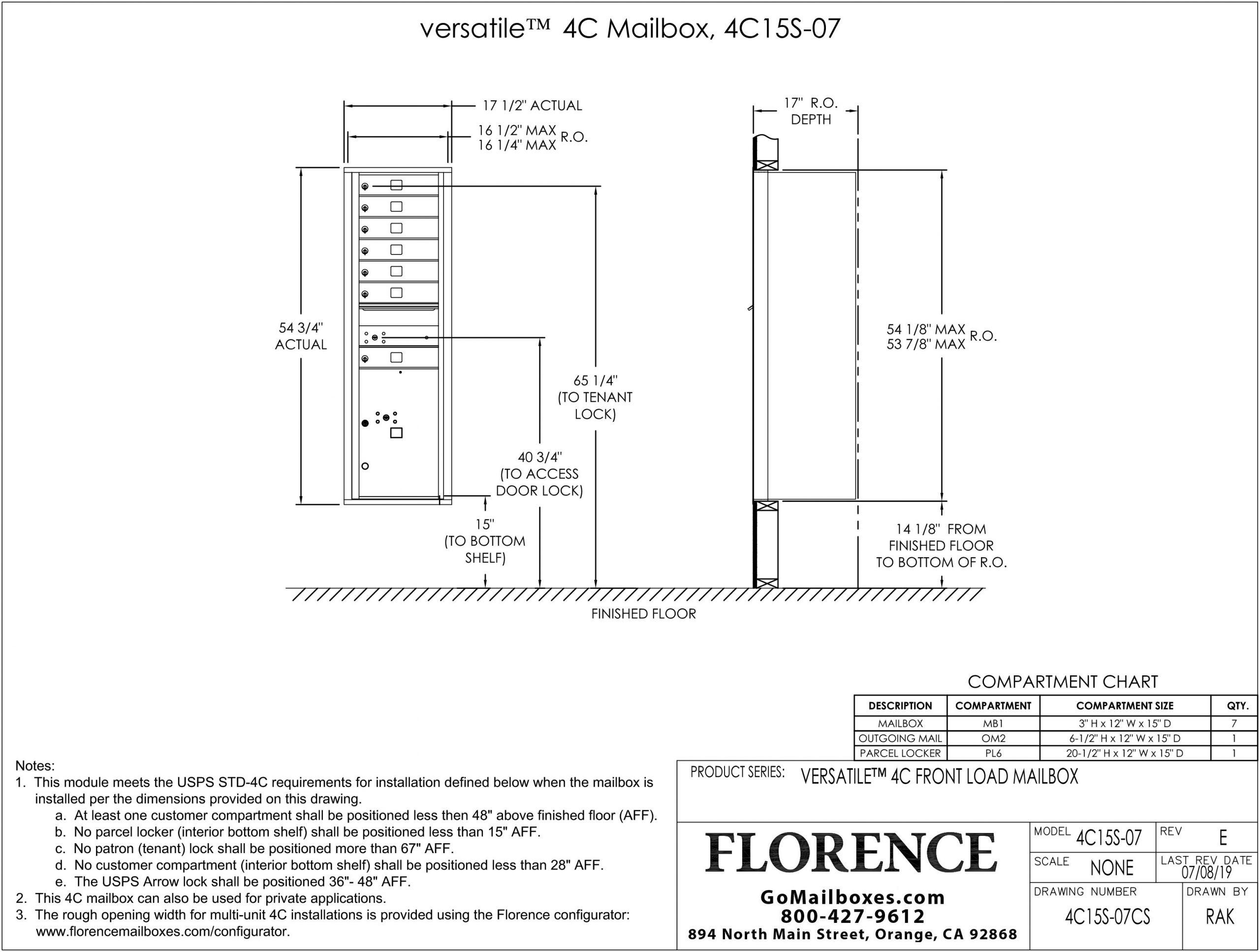 Dimensions--4C15S-07